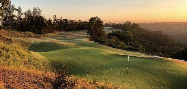 North Turramurra Golf Course