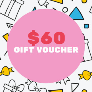 Mother's Day Gift Voucher - $60